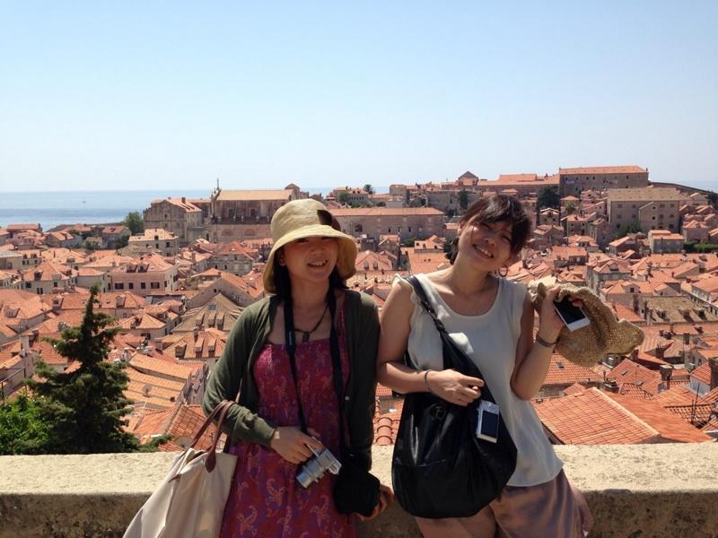 クロアチア旅行!